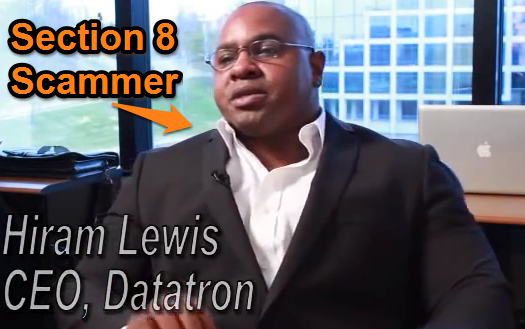 Section 8 Scammer, Hiram Lewis, Defrauds Low-Income People