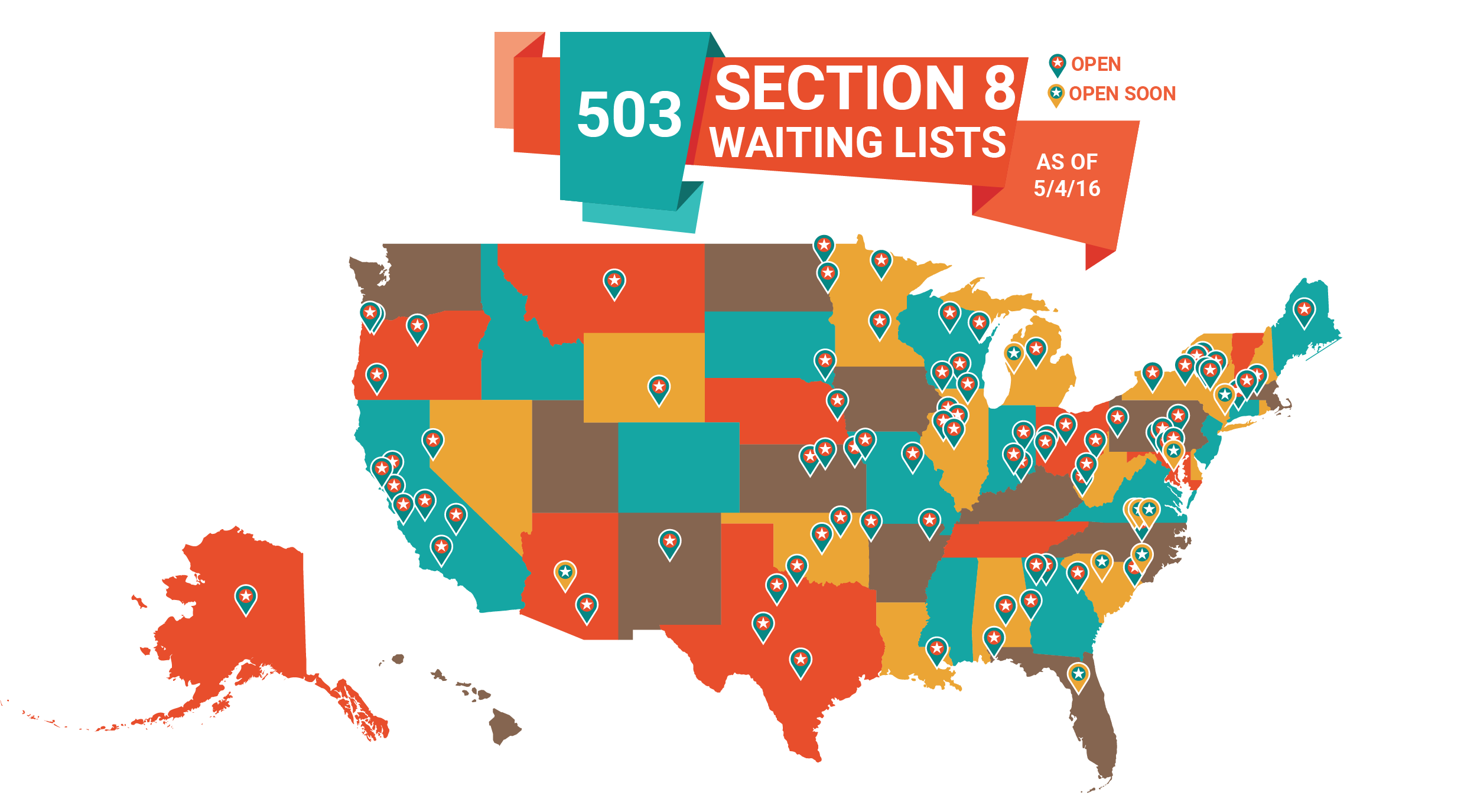 New Section 8 Waiting List Openings 5 4 2016 Affordable Housing