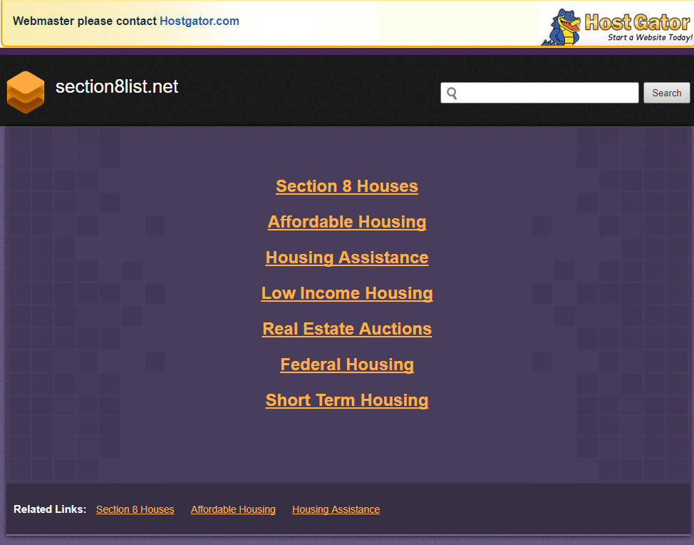 Identity Theft Scam Steals Affordable Housing Online's Logo