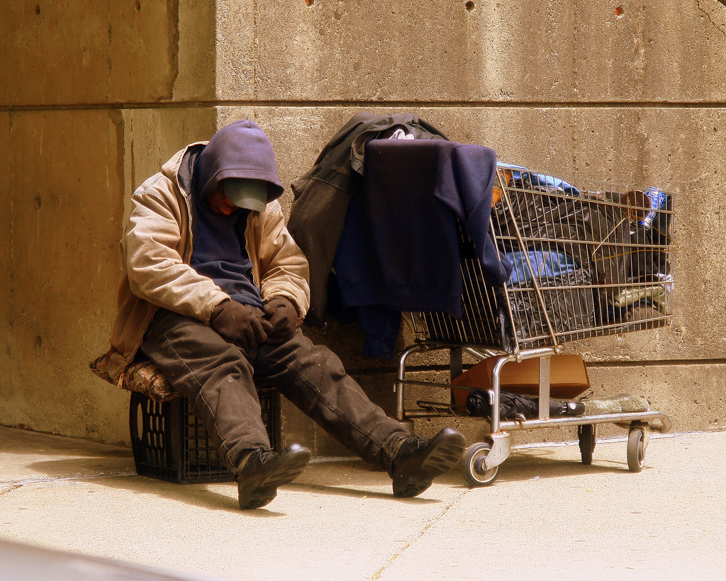 Circuit Court ruling protects homeless sleeping in public
