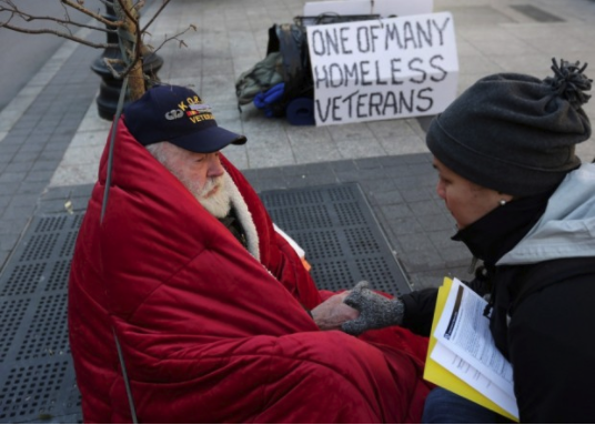 VA Reverses Course on Proposed Cuts in Veterans Homelessness Programs