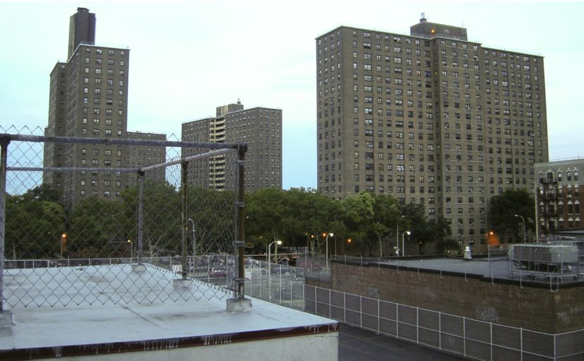 Why is it hard to maintain quality Public Housing?
