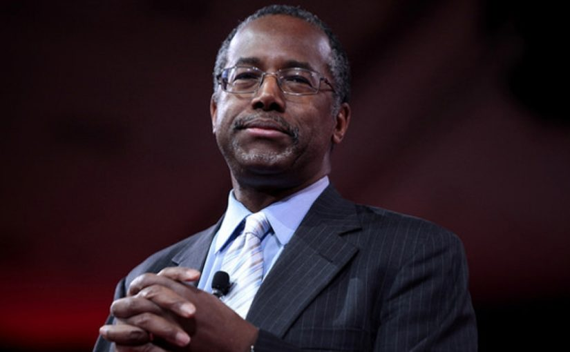 HUD Inspector General finds no misconduct by Carson in furniture controversy