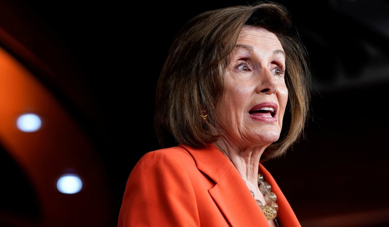 Speaker Pelosi talks about housing assistance during the pandemic