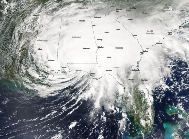 How to get Hurricane Sally recovery assistance in Alabama