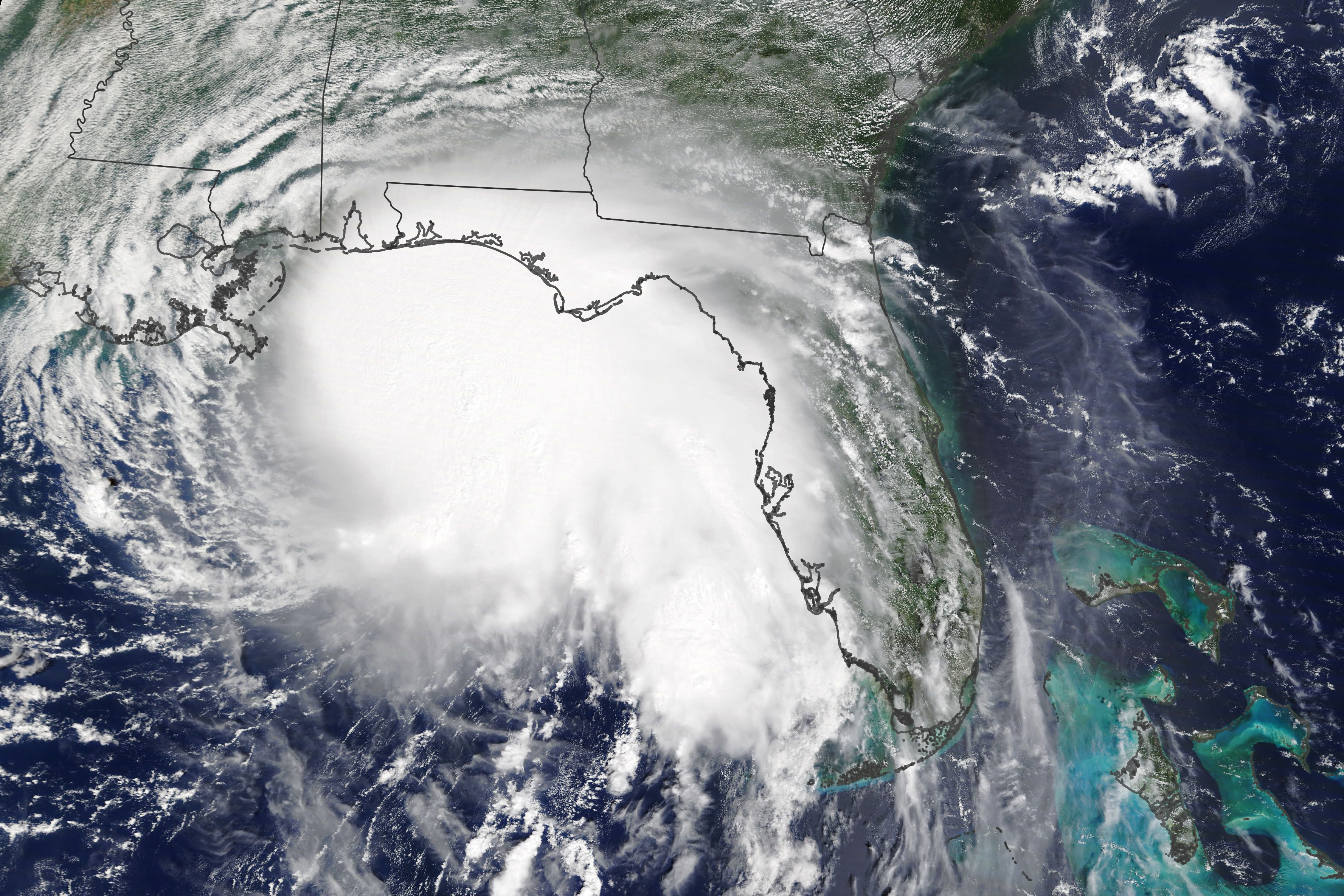 What to do after Hurricane Sally hits