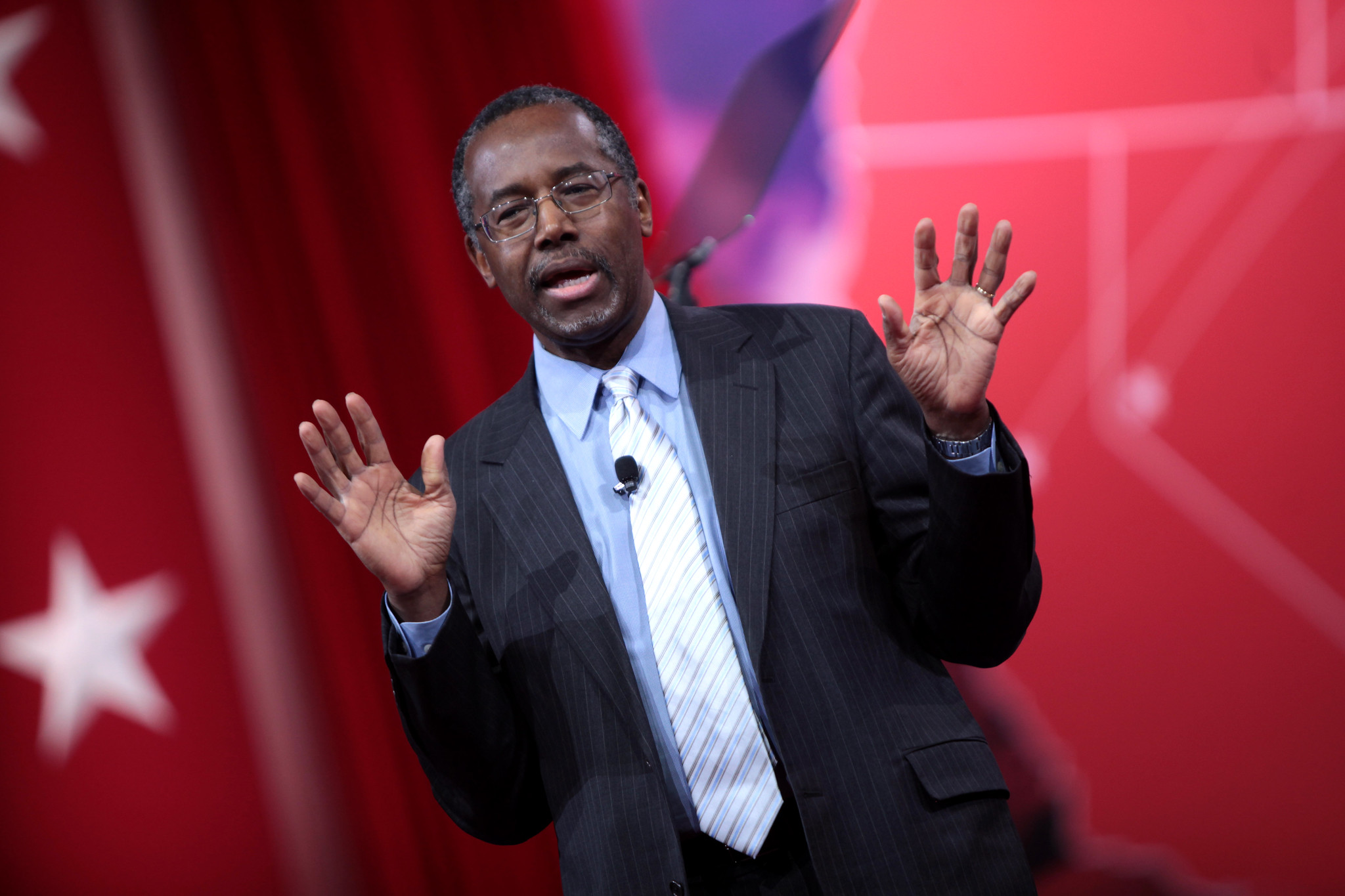 HUD Secretary Ben Carson's record leaves low-income renters short