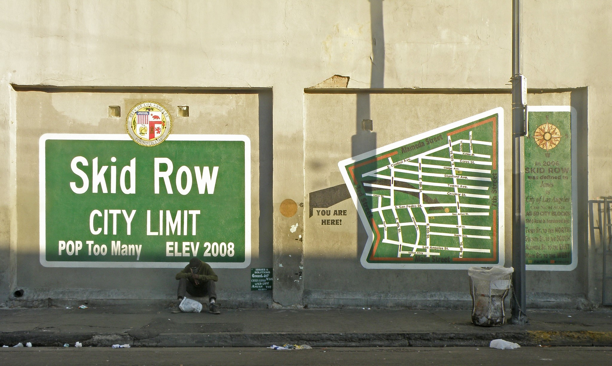 Federal judge orders Los Angeles to provide housing to Skid Row homeless