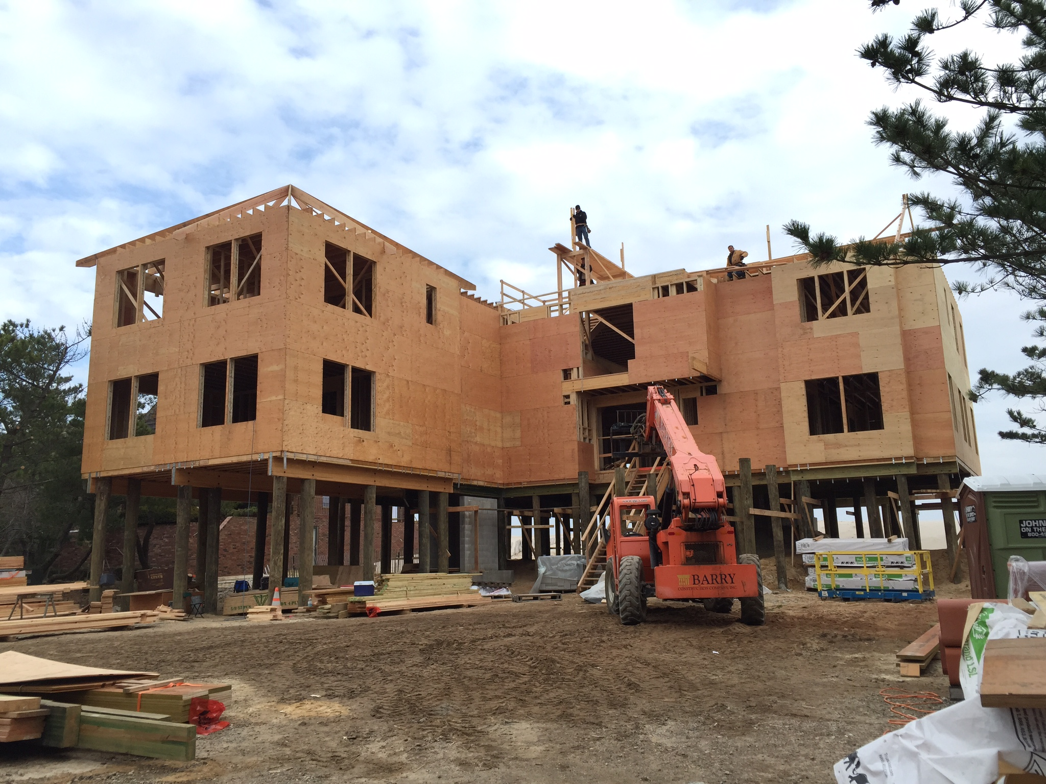 Rising building costs could slow down new affordable housing development